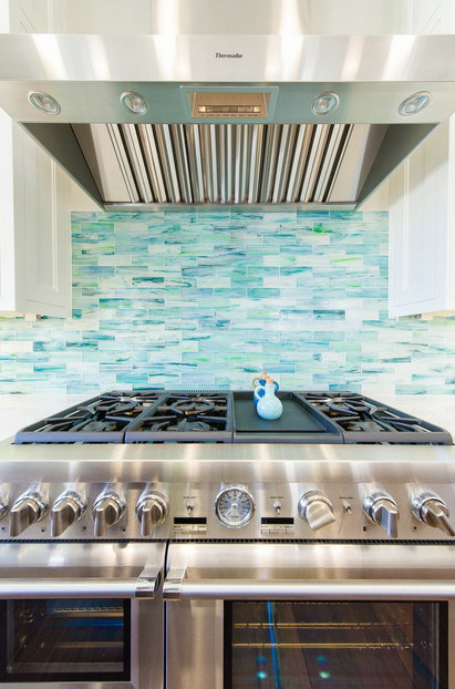 Beach Themed Kitchen Colors