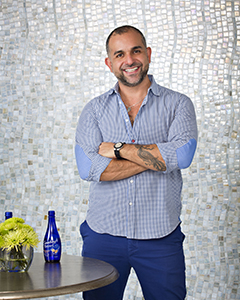 Feras Irikat, Director of Design and Marketing, Lunada Bay Tile
