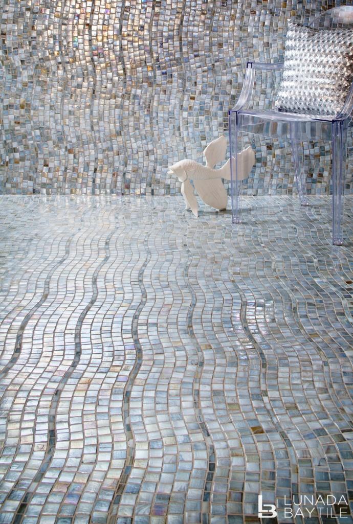Lunada Bay Tile Agate Lucca Pearl