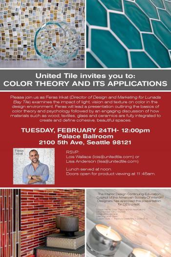 Seattle CEU invitation by United Tile