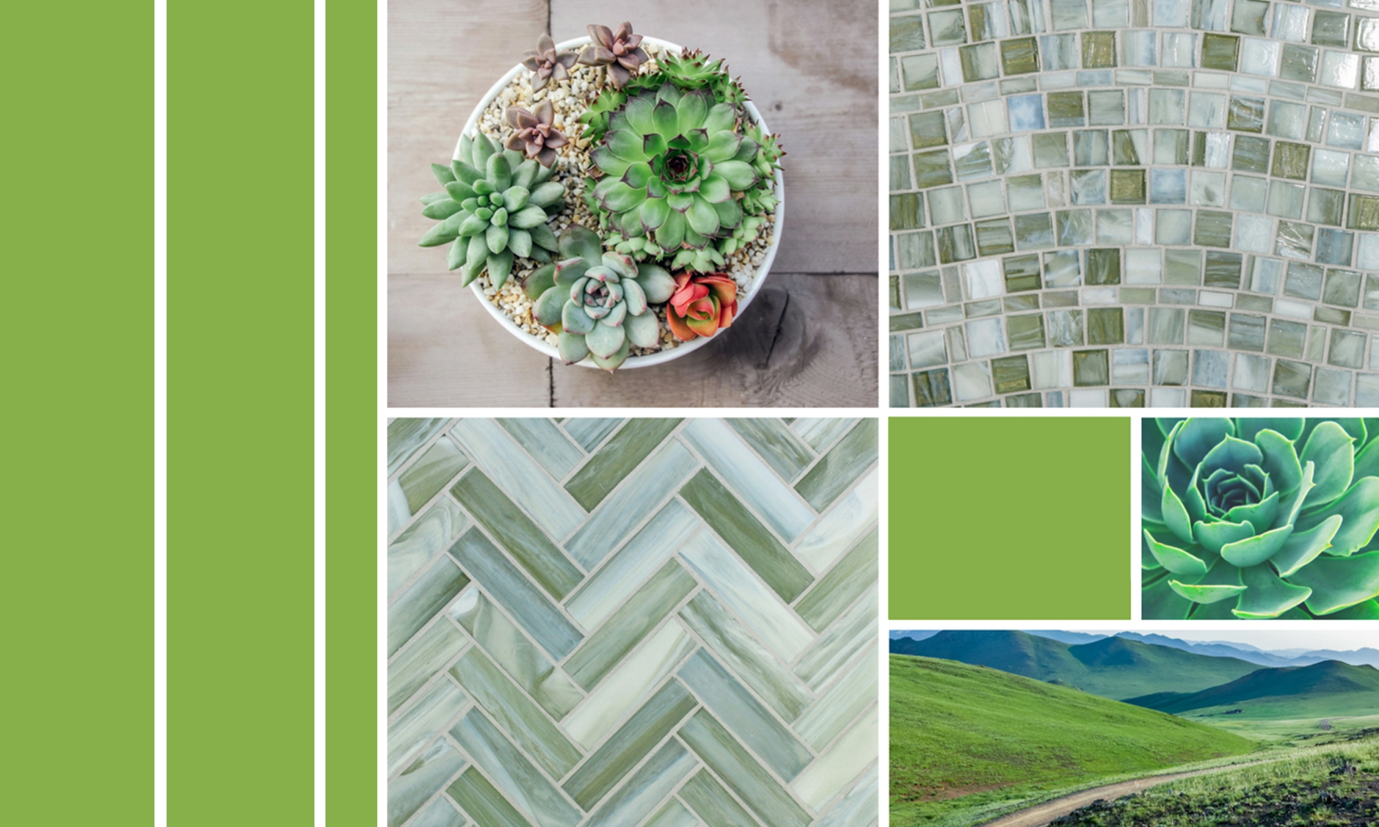 Greenery Pantone colour of the year