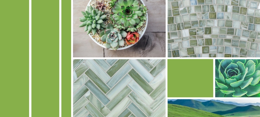 Pantone Color of the Year:Greenery