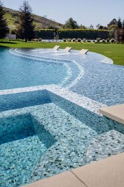 Pool Tile Inspirations – Design by Lunada Bay Tile