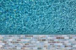 Agate 1 x 1 and 1 x 4 in Firenze Silk • Valley House Pool